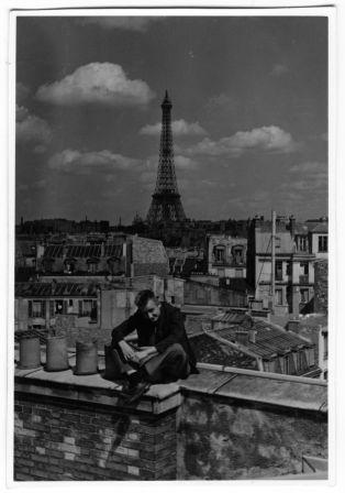 Pruys in Parijs