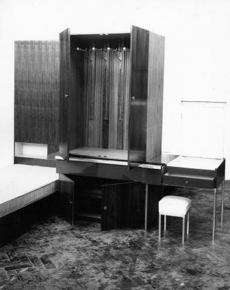 Slaapkamer 1962