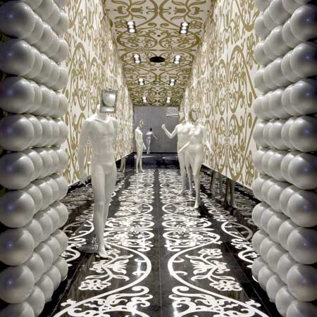 Villa Moda Bahrain (foto Studio Marcel Wanders)