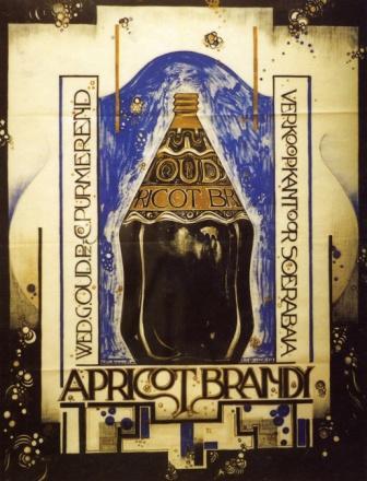 Affiche voor de firma Oud, Jac. Jongert ca. 1920