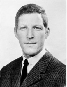 Thomas Posthuma, circa 1957.