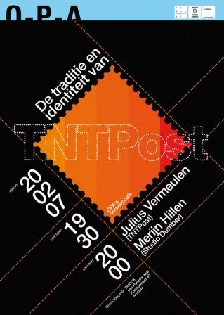 TNT Post, O.K. Parking, ontwerpcafe februari 2007.
