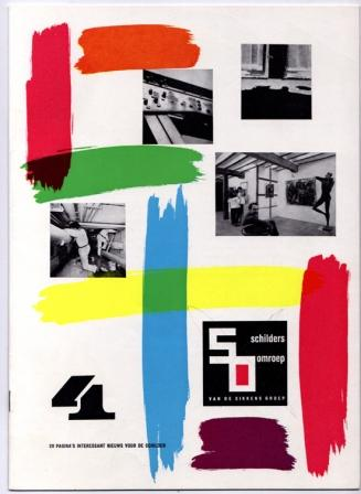 Sikkens Schilderomroep, 1960.
