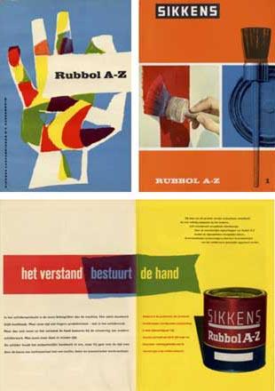 Sikkens Rubbol, Ko Kwinkelenberg.