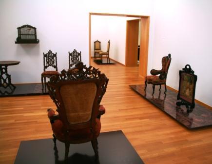 Exotische meubels van Horrix anno 1861.