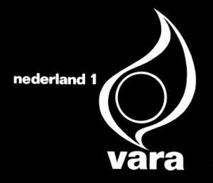 Titelkaart voor de VARA, Hans de Cocq, 1969.