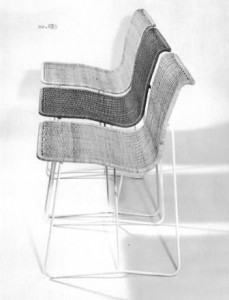 Stoel 685, 1959.