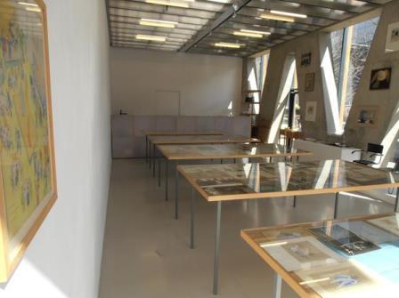 Tentoonstelling Koen Limperg in galerie Vivid.