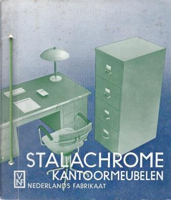 Catalogus Stalachorme nr. 2, 1937, Gispen.