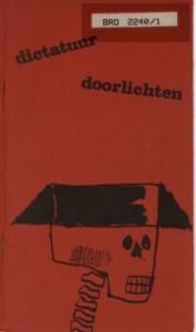 Dictatuur doorlichten 1964.