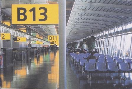 Nel B-pier Schiphol 94
