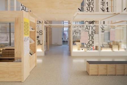 Architectuurbiennale Venetie, 2014.